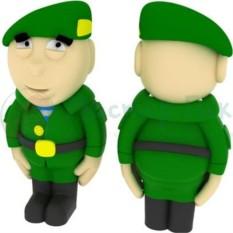 Флешка Солдат 8Гб