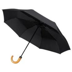 Складной зонт Unit Classic (цвет — черный)