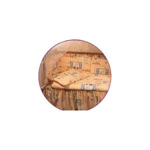 Комплект на кроватку «Карапуз»