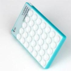 Синее зарядное устройство Power Bank Octopus 2500 mAh