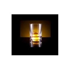 Светящийся желтый бокал Glasshine shortdrink
