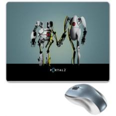 Коврик для мышки Portal 2