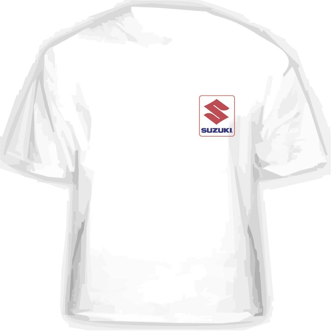 Прикольная футболка SUZUKI