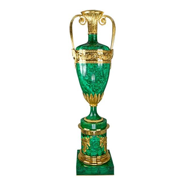 Интерьерная декоративная ваза Амфора I