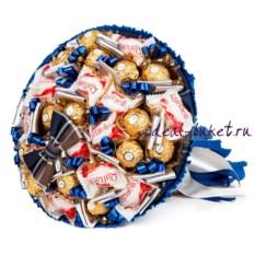 Букет из конфет Мистер Икс
