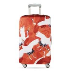 Чехол для чемодана LOQI Museum Woman's Haori