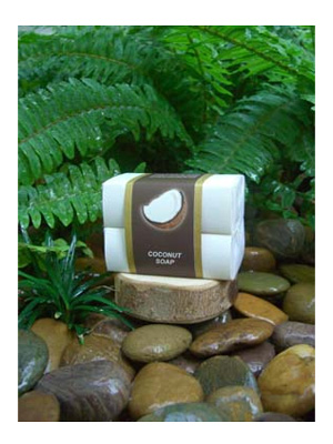 Натуральное мыло «Кокос»
