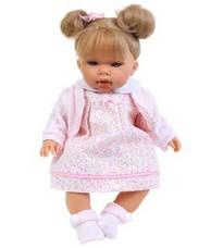 Кукла Моника в розовом