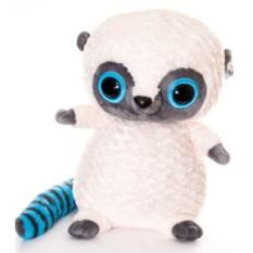 Мягкая игрушка Aurora Юху и его друзья. Юху голубой 74 см
