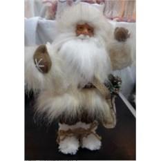 Интерьерная декоративная кукла Дед мороз
