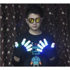 Светящиеся перчатки Пальчики