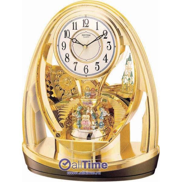 Настольные часы Rhythm (Contemporary 4SG725WR18)