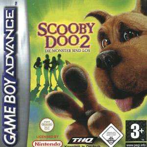 Игра для Game Boy Advance:  Scooby Doo