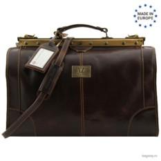 Кожаная дорожная сумка Travel от Tuscany Leather