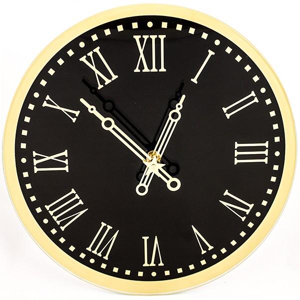 Часы настенные круглые Куранты