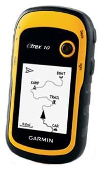 Туристический навигатор Garmin eTrex 10