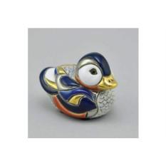 Керамическая статуэтка Птенец кряквы