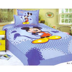 Комплект детского постельного белья MINI BLUE