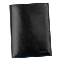 Черное портмоне Baron