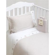 Детское трикотажное постельное белье Luxberry Медвежата