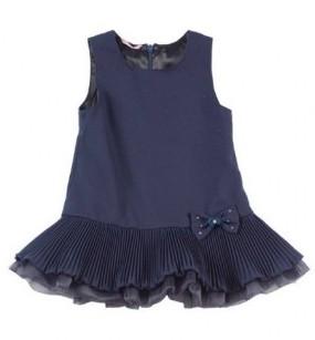 Синее платье Sarabanda