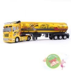 Радиоуправляемый грузовик с прицепом QY0202D
