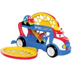 Игрушка Oball Автовоз с 2 машинками