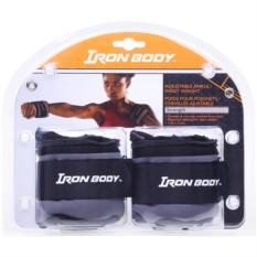 Спортивные утяжелители «Настоящая сила» 1 кг
