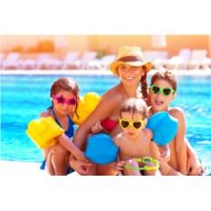 Уикенд для всей семьи в аквапарке Фэнтази