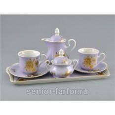 Кофейный набор Leander Мэри-Энн на 2 персоны (7 предметов)