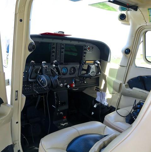 Полет на Cessna 172 (40 мин.)