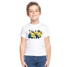 Детская футболка Миньоны