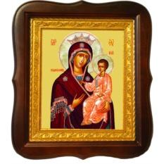 Избавительница от бед. Ташлинская икона Божьей Матери.
