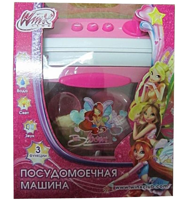 Игрушечная Посудомоечная машина Играем Вместе Winx