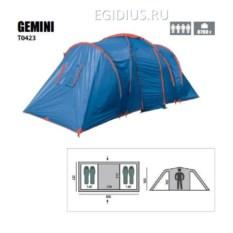 Синяя палатка BTrace Gemini