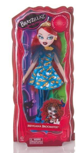 Кукла Bratzillaz Волшебница Мейгана