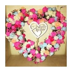 Декоративное сердце Hot Love