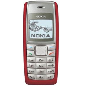 Мобильные телефоны Nokia 1112