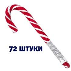 Ментоловый леденец «Новогодняя трость» (в блоке 72 шт.)