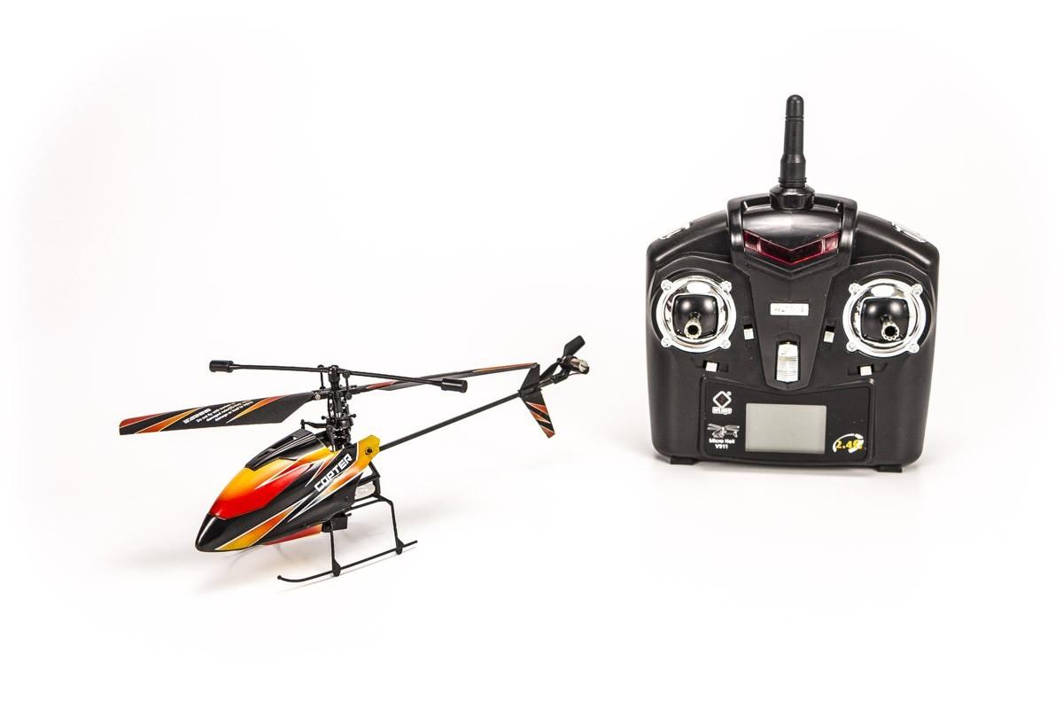 Радиоуправляемый вертолет WL Toys WLT-V911 Copter