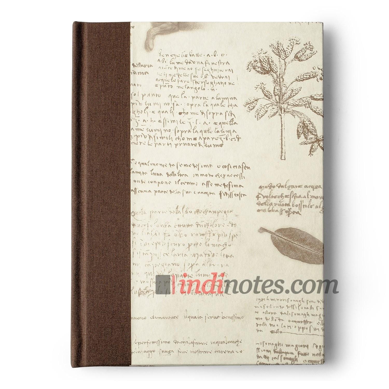 Записная книжка «Европа. Леонардо да Винчи»