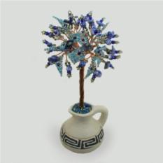 Дерево из лазурита Лазурный рай