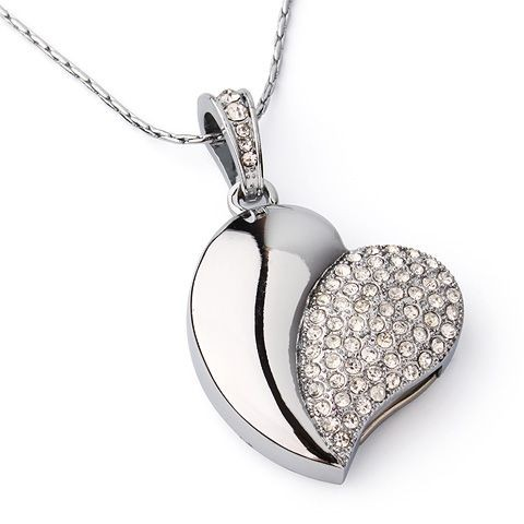 Флешка «Сердце»