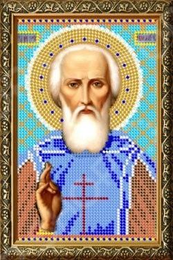 Набор для вышивания бисером «Святой Сергий Радонежский»