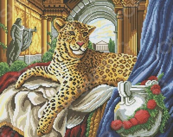 Набор для создания мозаики Белоснежка. Римский леопард