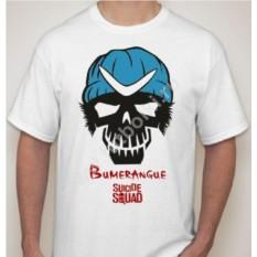 Мужская футболка Отряд самоубийц Bumerangue