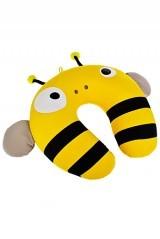 Подушка - подголовник Веселая пчела