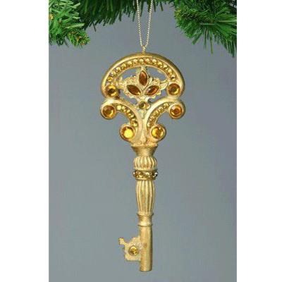 Елочное украшение Ключ