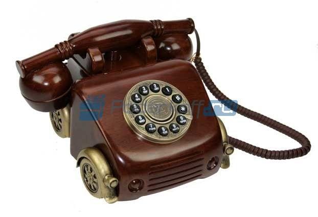 Кнопочный ретро-телефон Даниэль