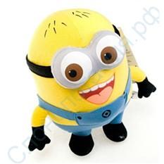 Мягкая игрушка Миньон Джордж из Гадкий Я (Minion Jorge)